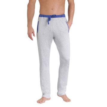 Pantalon de pyjama gris clair Homme-DIM