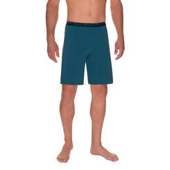Short de pyjama bleu canard Homme-DIM