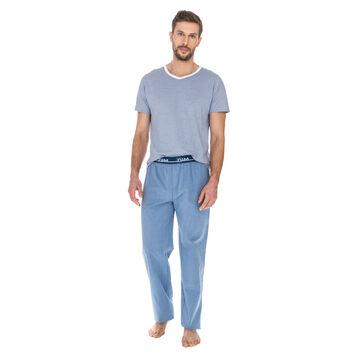 pyjamas femme et homme dim en soldes jusqu 39 50. Black Bedroom Furniture Sets. Home Design Ideas