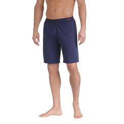 Short de pyjama bleu marine Homme-DIM