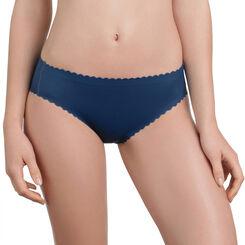 Slip bleu profond Body Touch invisibilité totale-DIM