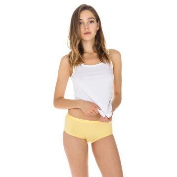 Lot de 3 boxers rose, jaune et blanc Les Pockets EcoDIM-DIM