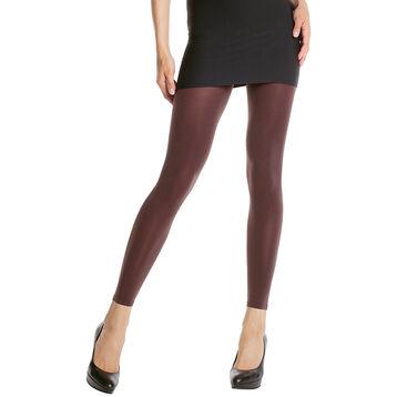 Legging chocolat opaque velouté 80D Madame so Daily-DIM