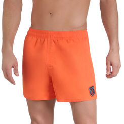 Short de bain orange Homme-DIM