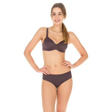 Hipster taupe Body Touch invisibilité totale-DIM