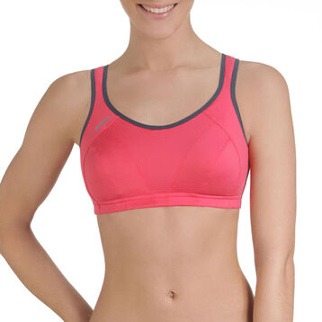 Brassière de sport Active Multi Sports rose Shock Absorber-SHOCK ABSORBER