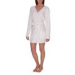 Kimono blanc nuit Femme-DIM