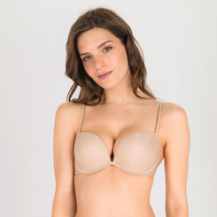 Soutien-gorge Push-up Full Effect beige –Ultimate Silhouette-WONDERBRA