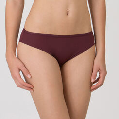 Purple Fig Invisible Tanga - Ultimate Silhouette-WONDERBRA