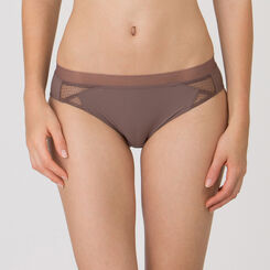 Mocha Brief - Minimal Chic-WONDERBRA
