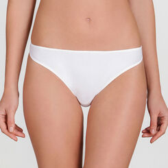 White Thong - Minimal chic-WONDERBRA