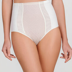 Ivory Shaping Brief waist liner – Ultimate Silhouette Lace-WONDERBRA