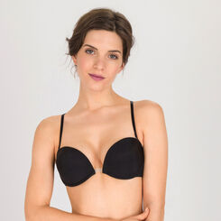 Black Push-up Multiways Bra - Multiways-WONDERBRA