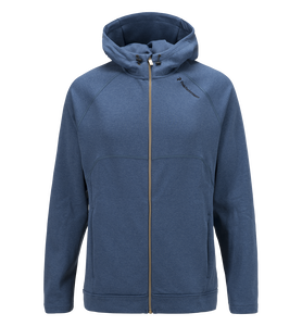 Men's Fort Hooded Zipped Mid-layer