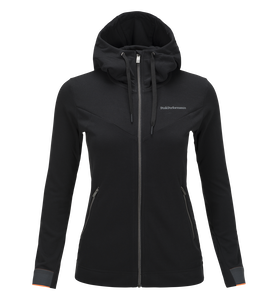 Women's Structure Hooded Zip