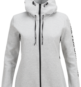 Women's Tech Zipped Hooded Sweater