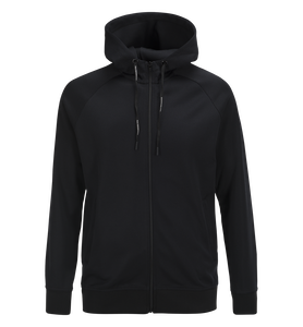 Men's Tech Club Zipped Hood