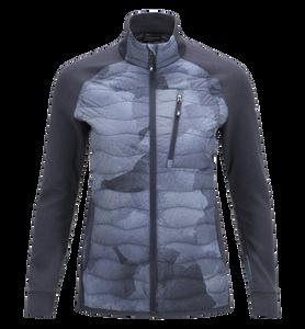 Women's Helium Hybrid Printed Jacket