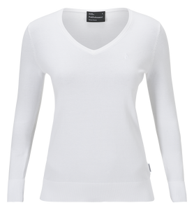 Women's Golf V-neck Sweater