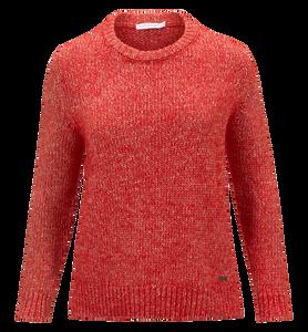 Pecci rundringad tröja för damer
