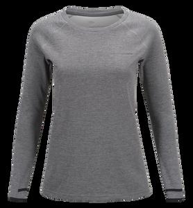 Power rundringad tröja för damer