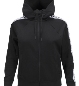 Women's Tech Club Zipped Hood