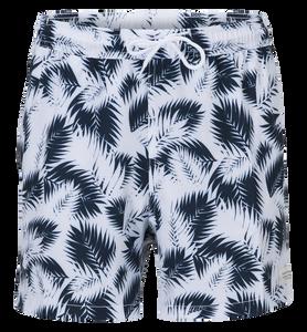 Herren Jim Mit Print Shorts