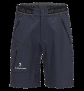 Men's Black Light Lite Softshell Shorts