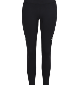 Damen Block Reflective Tights