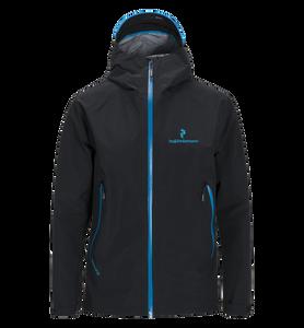 Men's Black Light 3 Layer Jacket