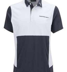 Men's Golf Race Tour Polo