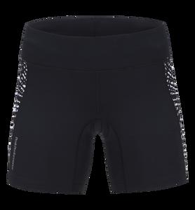 Damen Blockprint Shorts