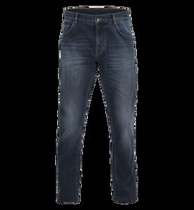 Barrow mörka jeans i vintagelook för herrar