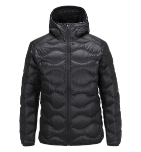 Herren Black Light Helium Mit Kapuze Jacke