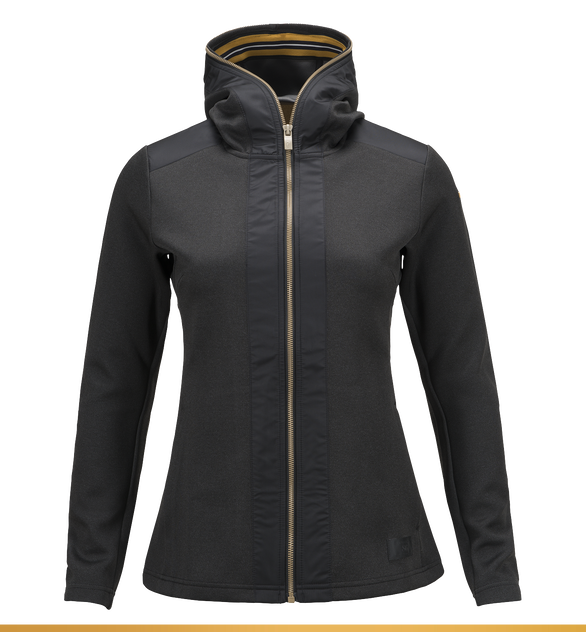 Women's Como Hooded Zipped Mid-Layer