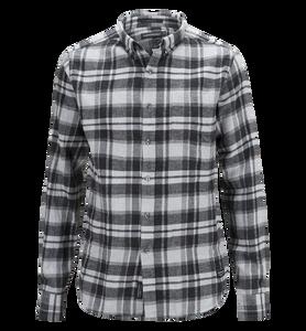 Men's Eric Button-Down Flannel Shirt