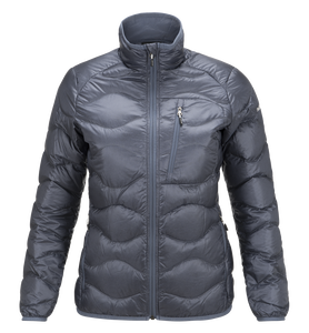 Damen Black Light Helium Jacke