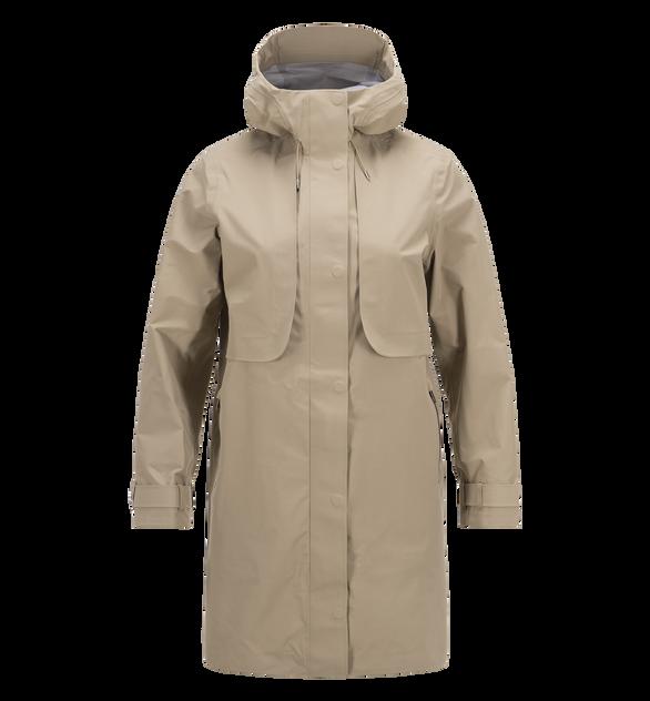 Women's Mist Coat