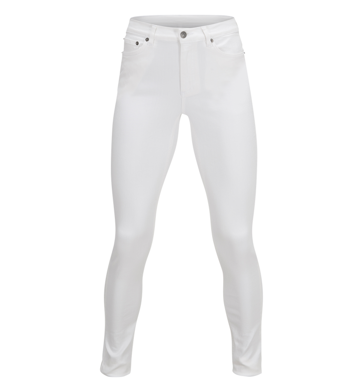 white stretch jeans bbg clothing. Black Bedroom Furniture Sets. Home Design Ideas