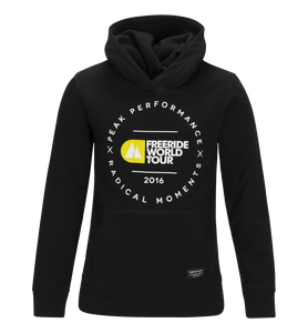 Junior's Freeride World Tour Hooded Sweater