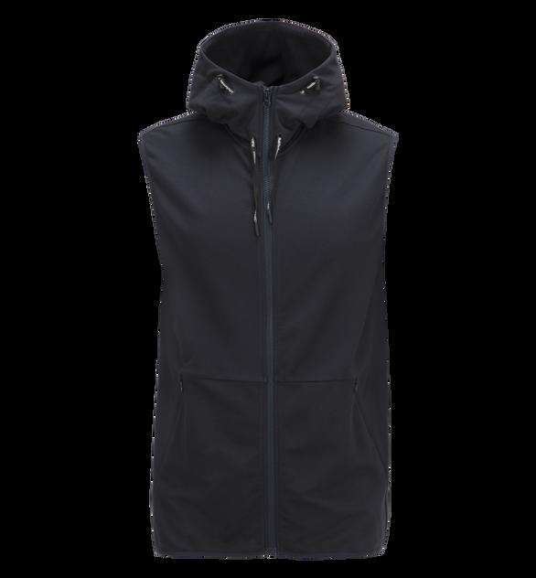Men's Tech Lite Sleeveless Zipped Hood