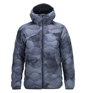 Men's Helium Hood Printed Jacket