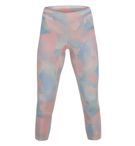 Women's Printed Cropped Tights