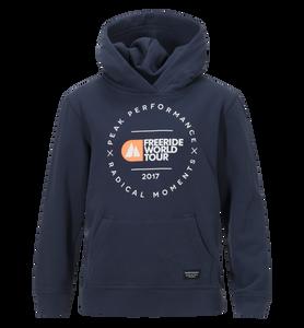 Kids Freeride World Tour Hooded Sweater