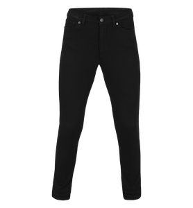 Damen Awa Stretch Jeans Schwarz