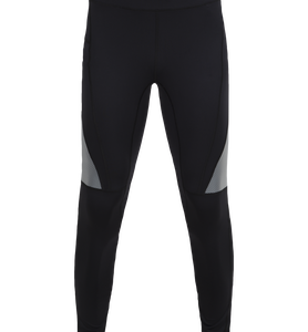 Herren Block Reflective Tights
