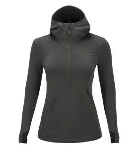 Women's Hooded Mid-Layer