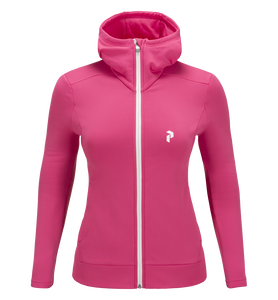 Women's Sizzler Zipped Hooded Mid-Layer