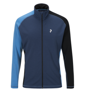 Men's Thermo Zipped Mid-Layer