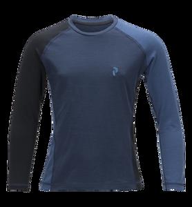 Multi Base-Layer långärmad tröja för barn
